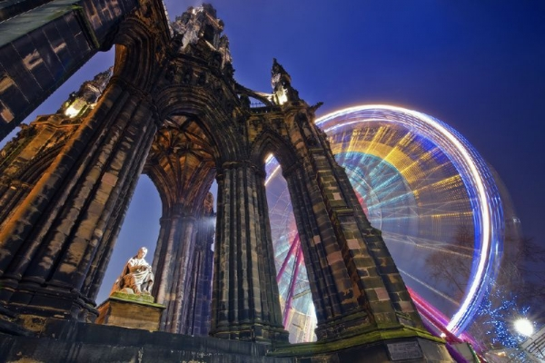 7-Day Christmas in the UK Tour: England / Scotland / Wales