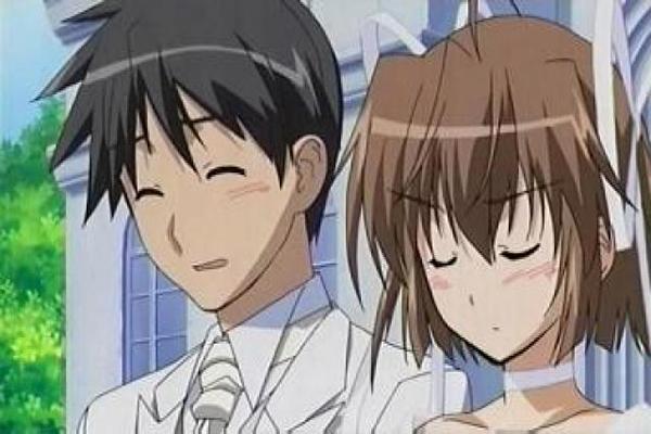 D.C.: Da Capo - Rekomendasi anime romance adik suka kakak