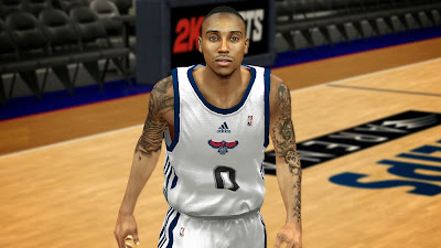 NBA 2K14 Jeff Teague Cyberface Mod