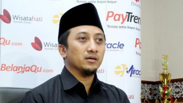 Ustaz Yusuf Mansur Beli Saham BRI Syariah