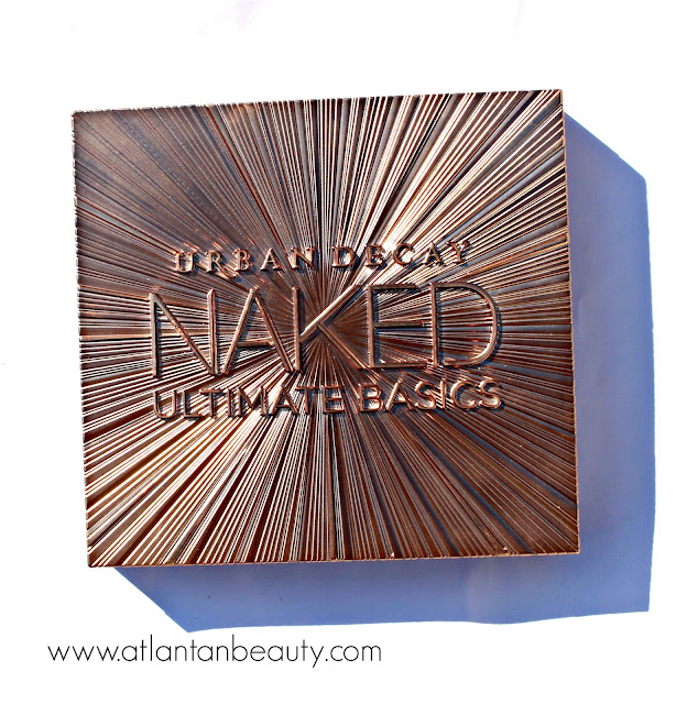 Urban Decay's Naked Basics Ultimate Palette