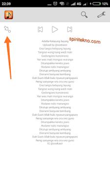 Xiaomi merupakan hp murah yang laku anggun alasannya ialah fiturnya Cara Menambah Lirik Lagu di Pemutar Musik Xiaomi dengan Gambar