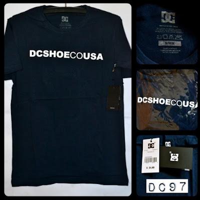 Kaos Distro Surfing Skate DC Premium Kode DC97