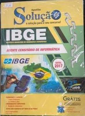 Valor R$35,00 Agente Censitário de Informática