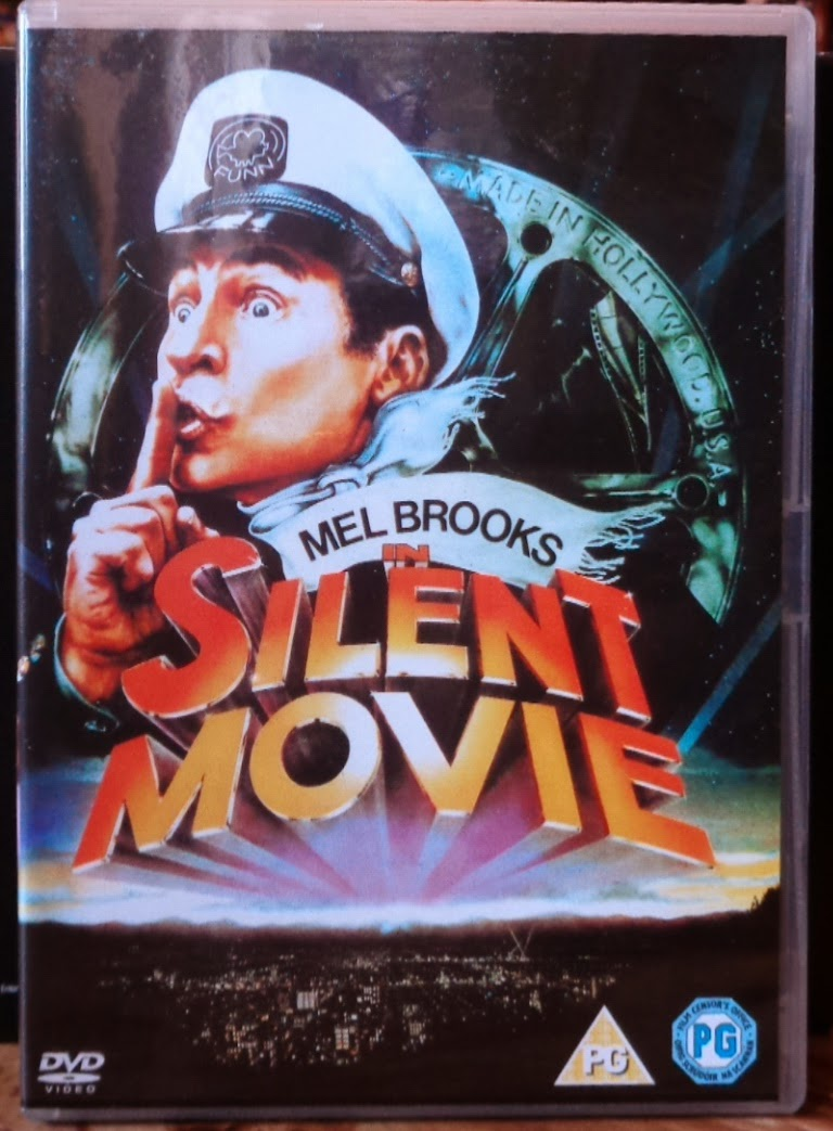 Movies On Dvd And Blu Ray Silent Movie 1976