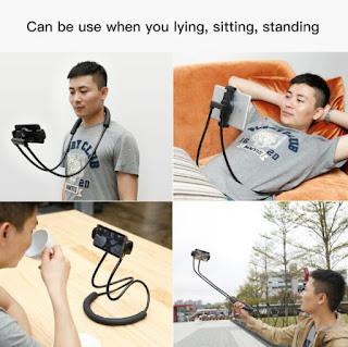 supporto da tavolo collo selfie universale