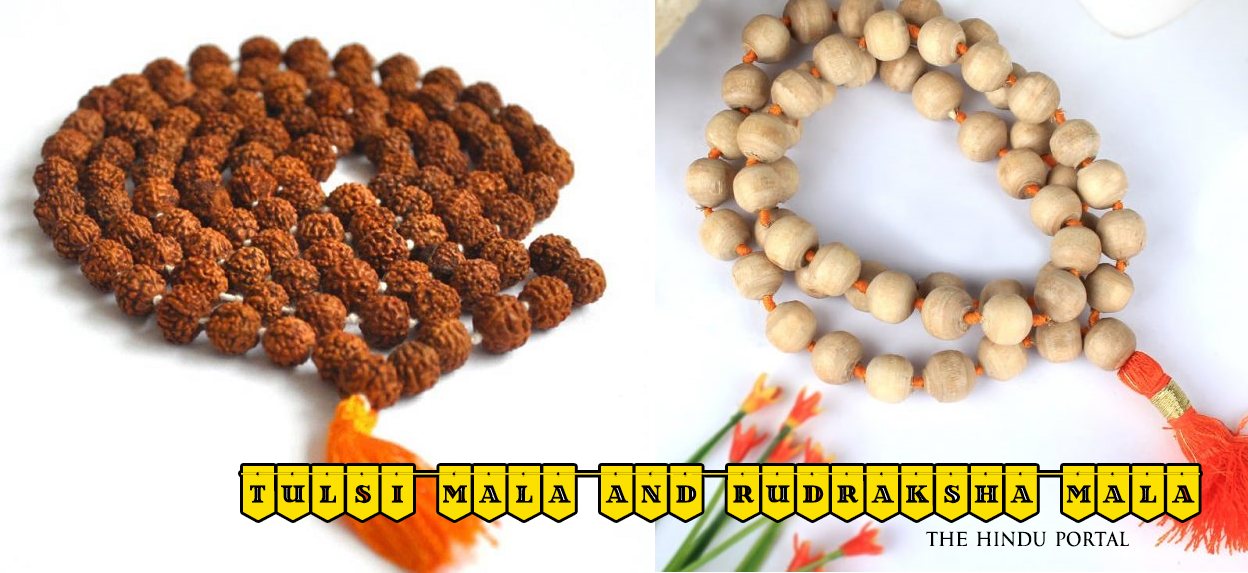 How to Choose a Mala: Tulsi mala, Rudraksha or Both?