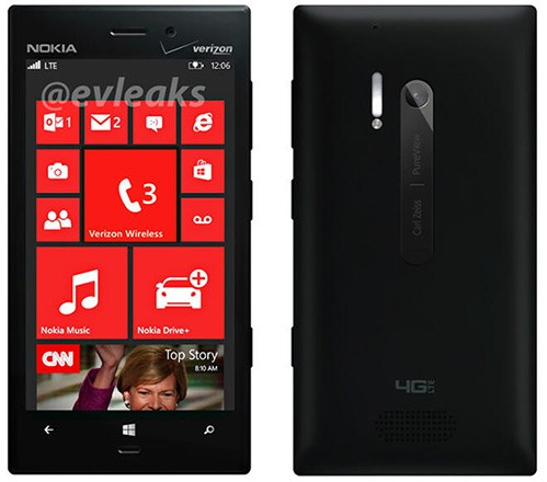 First images of the Nokia Lumia 928