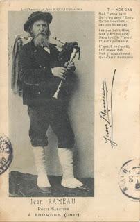 musicien berry autrefois