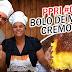 Aprenda preparar um Bolo de Milho Cremoso