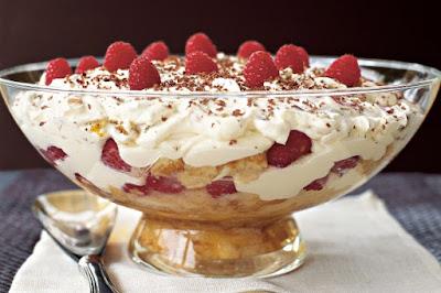 Cassata trifle desserts recipes