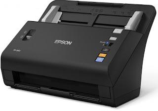 Epson WorkForce DS-860 Scanner Driver Download