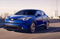 Toyota C-HR Interior: Standard Toyota Safety Sense