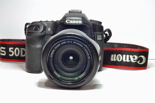 Jual Canon Eos 50D Malang