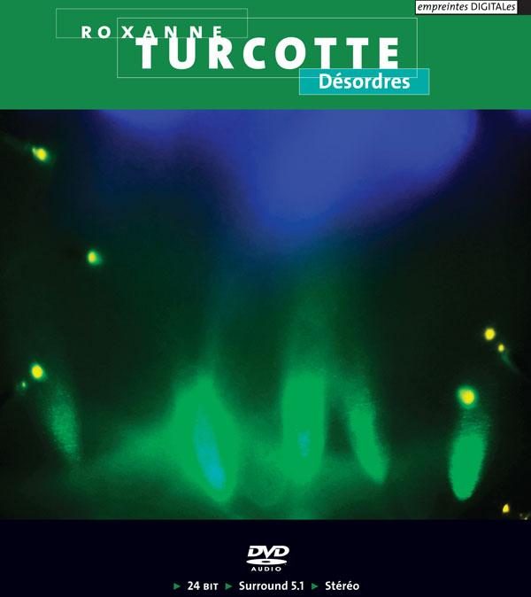 Monsieur Délire: 2011-09-12: Roxanne Turcotte, Christian