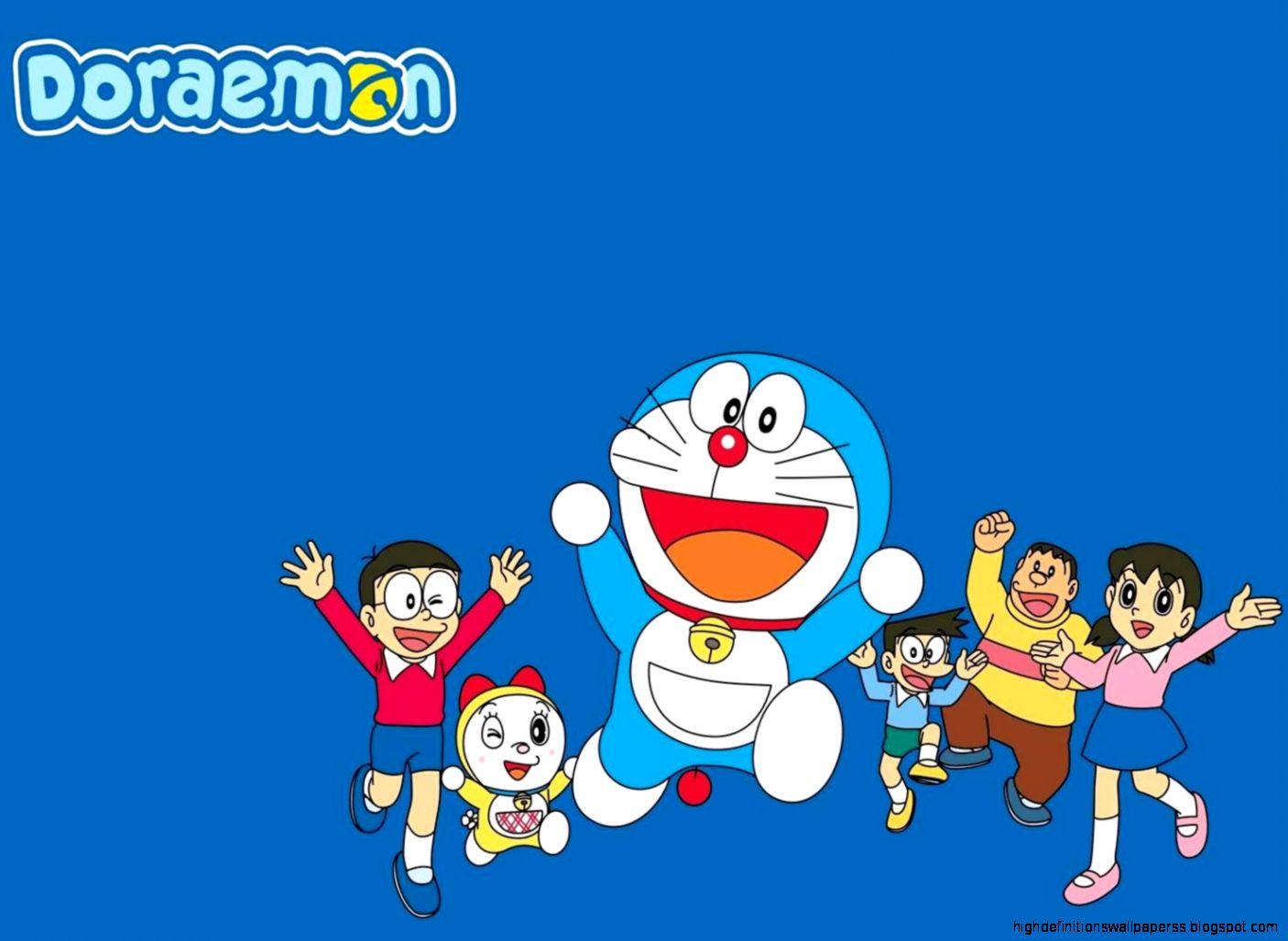 Doraemon And Nobita Cute Photo Wallpapers Hd | High ...