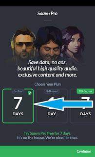 Step 4 | Download Unlimited Songs From Saavn FREE | 2018