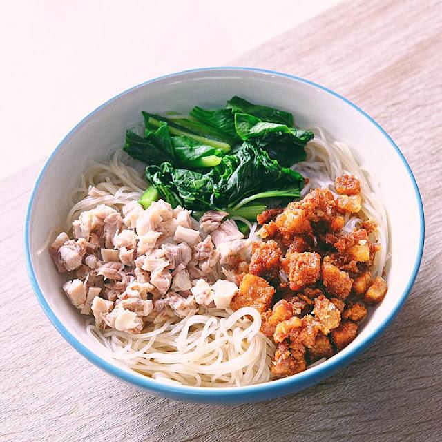 Bihun Ayam Special