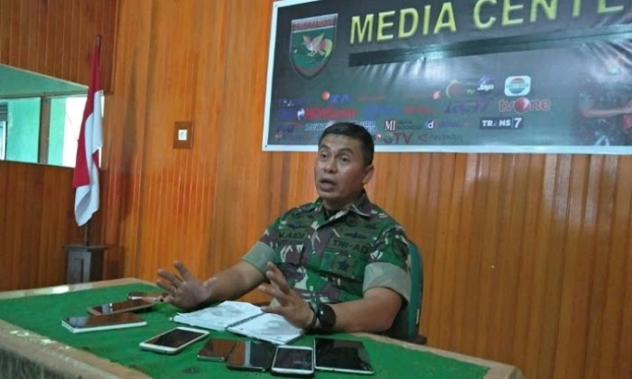 TNI Undang Jubir TPN-PB ke Lokasi Kontak Tembak