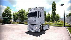 Simple Edit for DAF XF