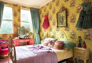 retro evler nasıl dekore edilmelidir