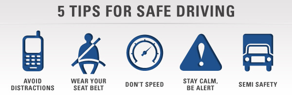 5 Tips for safe driving, Night Driving: 5 Tips To Drive Safely During The Night