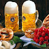 Khoảnh khắc ấn tượng trong lễ hội bia ở Đức