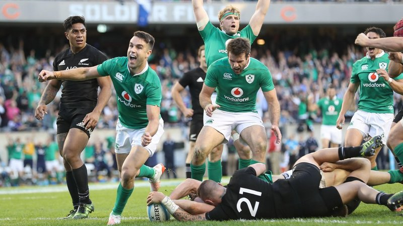 ca51ba38d56 Ireland's test matches in 2016