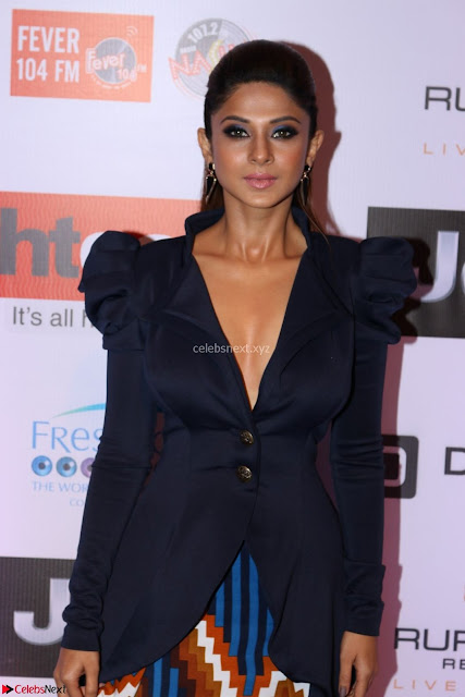 Jennifer Winget at the Red Carpet of Hindustan Times Most Stylish Awards 2017 on March 24, 2017 in Mumbai 2.JPG