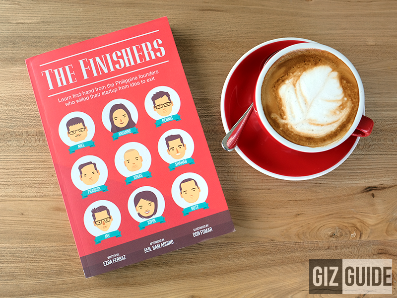 The Finisher Is A Compilation Of Tech Startup Success Stories