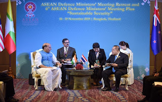 6th ASEAN Defence Ministers' Meeting-Plus