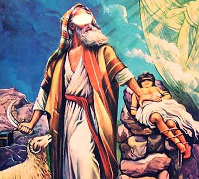 Simbol Pengorbanan Terbesar, Ibrahim dan Ismail