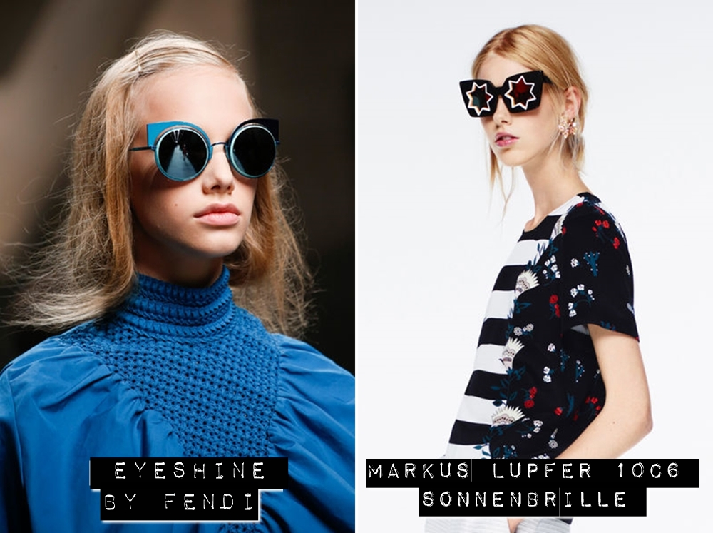 TREND REPORT: Power Glasses - Sunglasses SS16 round glasses by fashion blogger  Annie K. - Annies Beauty House