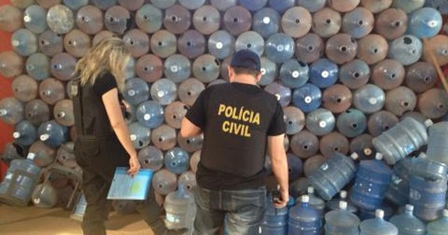 Mucambo-CE: Policia Civil deflagra operação POSÊIDON e cumpre mandados de busca e apreensão em depósitos de água na cidade