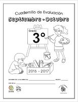 3 Material de apoyo para el Bimestre septiembre - octubre  Ciclo escolar 2016 - 2017.