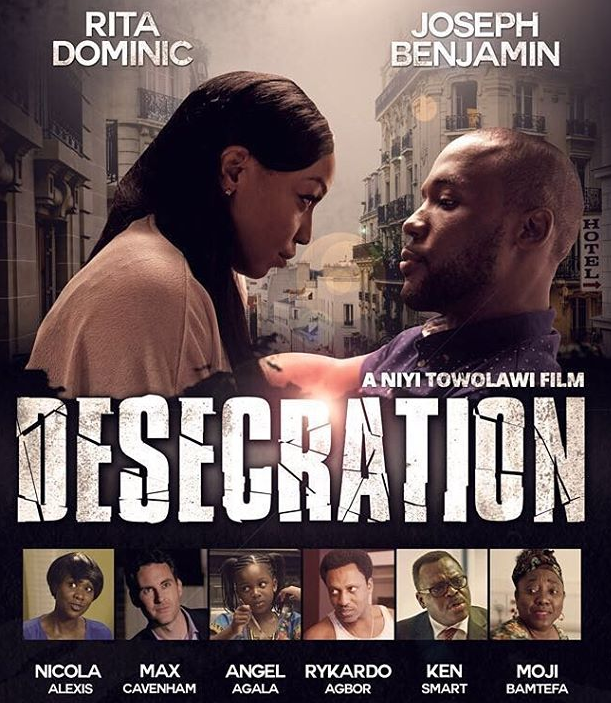 desecration nollywood movie
