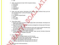 Kumpulan Contoh Latihan Soal  TIU ,TWK,TWU,TKP CPNS