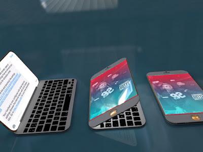 Konsep Keyboard Baru iPhone