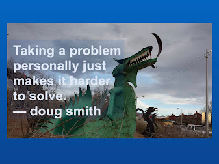 Problem solving quotes - doug smith