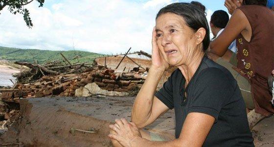 Tsunami no Piauí: fotos e vídeos da tragédia na Barragem de Algodões.