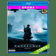 Dunkerque (2017) 4K UHD Audio Dual Latino-Ingles