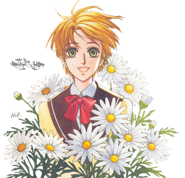Render Hitomi Kanzaki - Flores