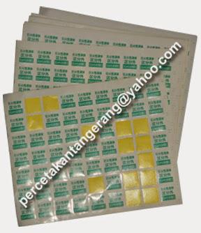 cetak sticker label di tangerang