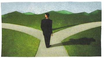 Στη ζωή υπάρχουν δύο δρόμοι. Ο δρόμος της Αλήθειας και ο δρόμος του ... ΠΑΜΕ