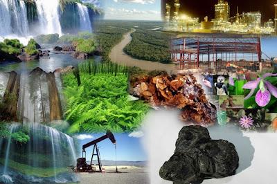 Uso de los Recursos Naturales