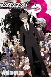 Danganronpa 3: The End of Kibougamine Gakuen – Zetsubou-hen -  2016 Poster
