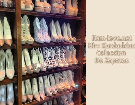 Coleccion de Zapatos de Kim Kardashian