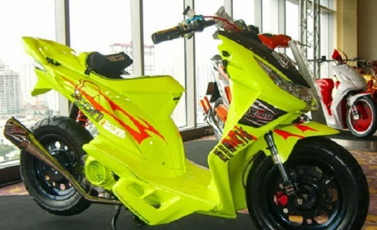 Foto Modifikasi Honda Beat_6 - OtoGrezz