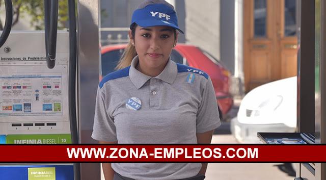 SE BUSCA PERSONAL DE PLAYA PARA YPF - AMBOS SEXOS