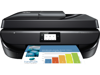 HP OfficeJet 5255 All-in-One Printer Driver for Mac and Win